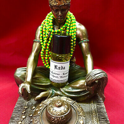 RUDA  - ACEITE ESOTERICO 15ml. - RITUAL OIL WITCHCRAFT SPELL