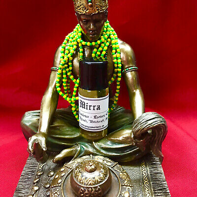 MIRRA - ACEITE ESOTERICO 15ml. - RITUAL OIL WITCHCRAFT SPELL