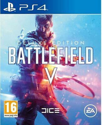 Battlefield V 5 - Deluxe Edition | PlayStation 4 PS4 New (4)