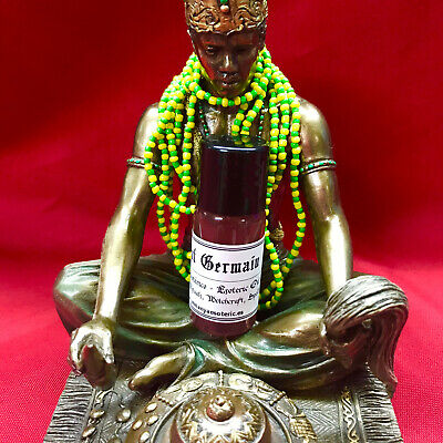 SAINT GERMAIN - ACEITE ESOTERICO 15ml. - RITUAL OIL WITCHCRAFT SPELL