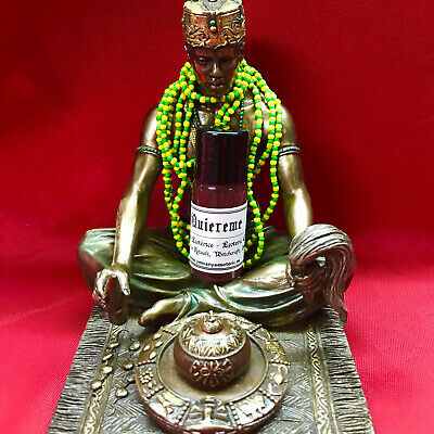 QUIEREME - ACEITE ESOTERICO 15ml. - RITUAL OIL WITCHCRAFT SPELL