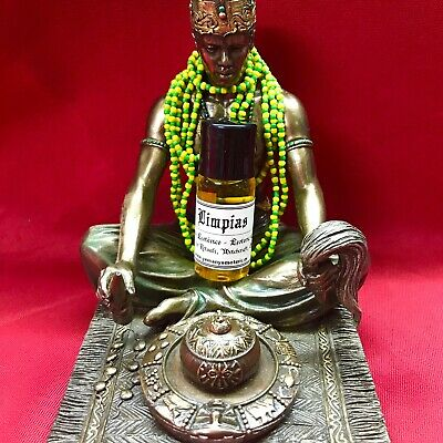 LIMPIAS - ACEITE ESOTERICO 15ml. - RITUAL OIL WITCHCRAFT SPELL