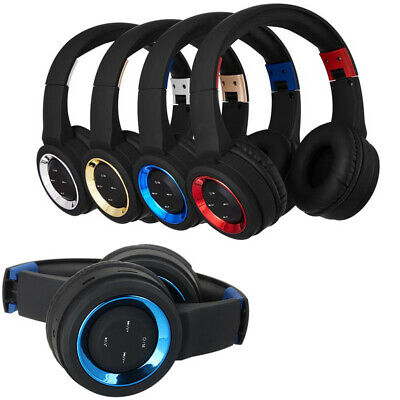 TR905 Wireless Headphones Bluetooth Headsets Noise Cancelling Over Ear With Mic