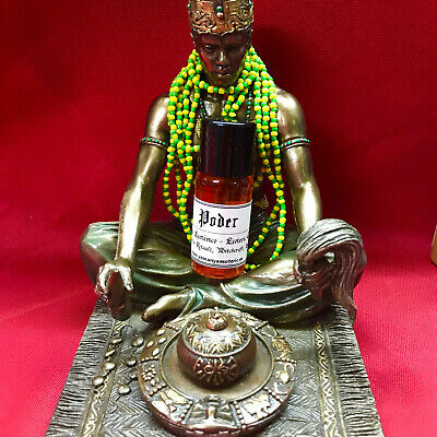PODER - ACEITE ESOTERICO 15ml. - RITUAL OIL WITCHCRAFT SPELL