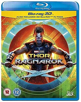 Thor: Ragnarok (3D Edition with 2D Edition) [Blu-ray]
