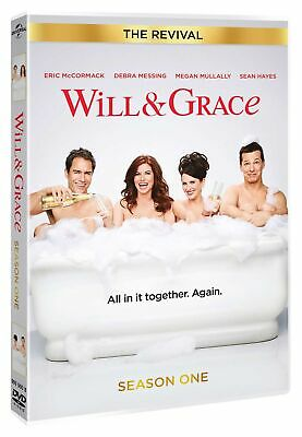 Will and Grace - The Revival: Season 1 [DVD]