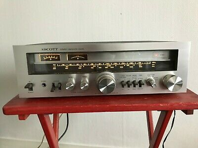 SCOTT 330 RL AM/FM Stereo Receiver SUPER ÉTAT! De ma collection personnelle.