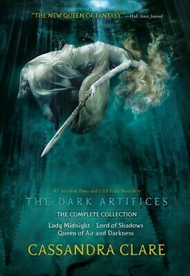 Dark Artifices, the Complete Collection, Hardcover by Clare, Cassandra, ISBN ...