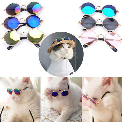 Grooming Sunglasses Dog Cat Glasses       Pet Eye Protection Photos Props