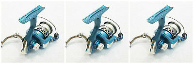 HT LAZER LZF-35G GOLD REEL FOR CRAPPIE POLE 2BB