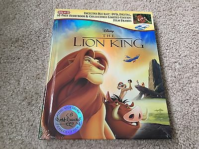 Disney The Lion King(Blu-ray/DVD/Digital) Signature Edition Target Exclusive OOP