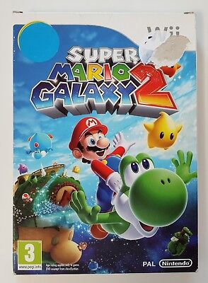 Nintendo Wii - Super Mario Galaxy 2 (NEW)