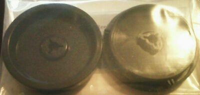 Universal Nabs For 1/4 10.5 Reel - New In Box - One Pair Of Nab Adapters Nos