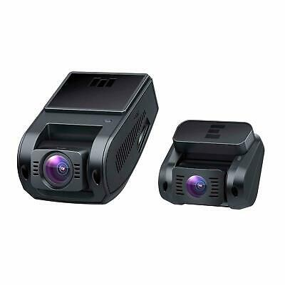 AUKEY Dash Cam Dual 1080P HD Front and Rear 6-Lane 170° Wide-Angle Lens WDR