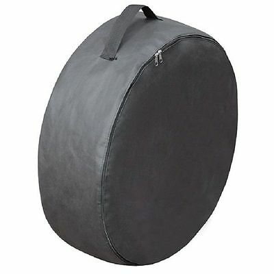 4 x XL Car / Van Spare Tyre Cover Wheel Bag Storage Saver For Any wheel XL 97