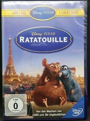 DISNEY Ratatouille ( Special Collection DVD ) NEU
