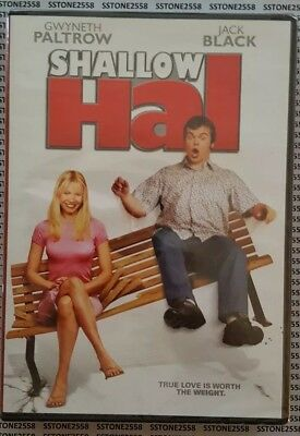 *BRAND NEW and FACTORY SEALED*  Shallow Hal (DVD, 2010, Comedy) FREE SHIPPING.