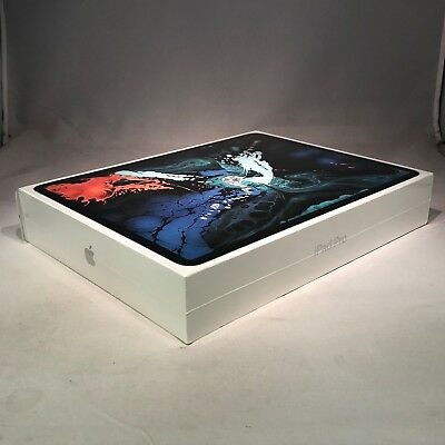 Apple iPad Pro 12.9 (3rd Gen.) 64GB Silver WiFi - NEW & SEALED + Not Activated!