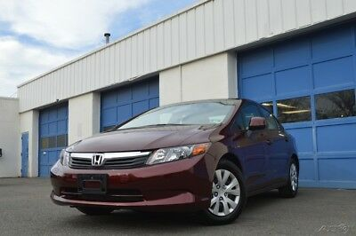 2012 Honda Civic LX Power Windows Locks Air Conditioning Serviced and Ready to Serve you Well