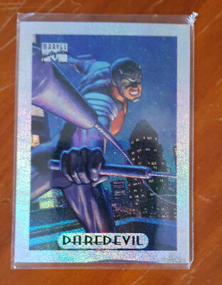 Daredevil Limited Edition Holofoil Trading Card Number 3 of 10 1994