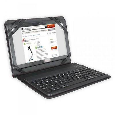 Techly funda con teclado Bluetooth 3.0 Desmontable para tableta 10''