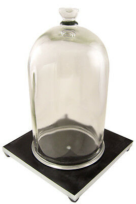 NC-12892 Bell Jar and Vacuum Plate Combo, 1 gal. Free Shipping, Lower 48 States!