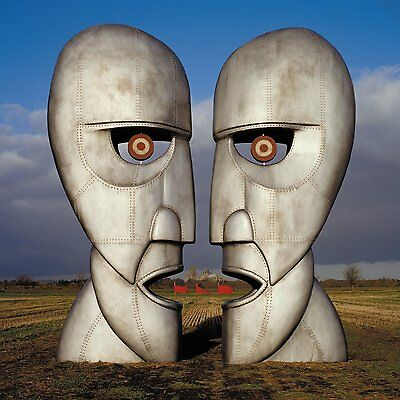 Pink Floyd - The Division Bell - UK CD album 1994