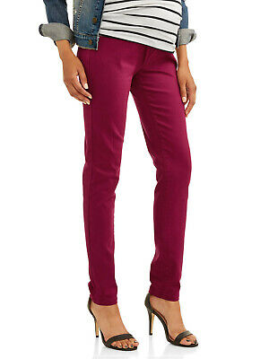 bf8c2719ccf16 PLANET MOTHERHOOD MATERNITY Full Panel Colored Skinny Jeans - $18.69 ...
