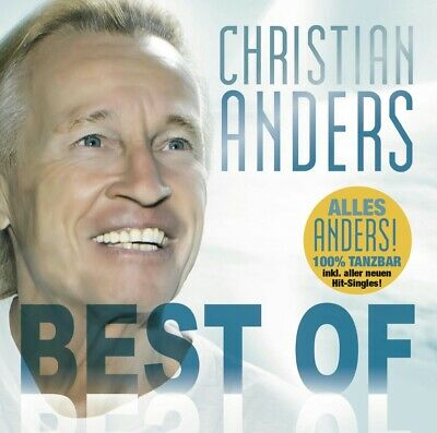 Christian Anders - Best Of, 1 Audio-CD