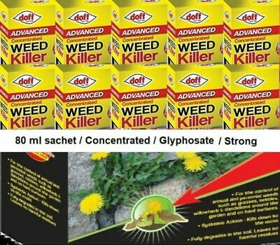 Strong Concentrated Weed Killer Kills Glyphosate Weed And Roots Sachet