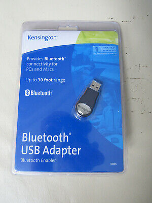 KENSINGTON BLUETOOTH MODEL 33348 DRIVERS WINDOWS 7
