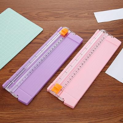 Portable Paper Trimmer Mini A5 Precision Paper Photo Trimmers For DIY Photo