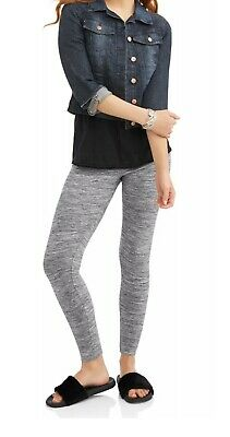4124e787c8 X4 Pairs Lot Nwt Time and Tru Women's Essential Leggings Size XL Grey Space  Dye