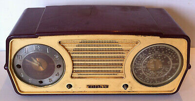 Vintage Kriesler Model 11-49  1955 Tube radio