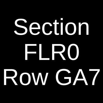 2 Tickets Arizona 6/15/19 Phoenix Concert Theatre Toronto, ON