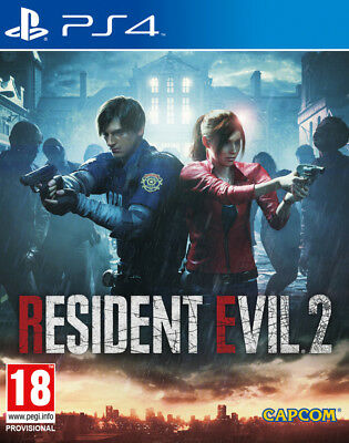 #NEW# Resident Evil 2: Remake [PS4, Playstation 4, 2019]  Russian Subtitles