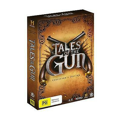 Tales Of The Gun | Collector's Gift Set (DVD, 2019) (Region 4) New Release
