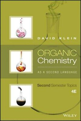 Organic Chemistry As a Second Language : Second Semester Topics, Paperback by...
