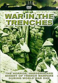 New Sealed DVD World War One The War File: War In The Trenches Region 2 UK DVD
