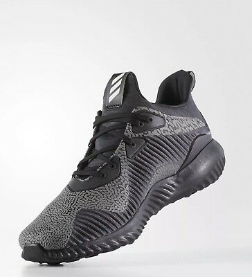 various colors 2dda4 cb64c MENS ALPHABOUNCE REFLECTIVE HPC AMS SHOES Adidas Size 10.5 DA9561 - NEW
