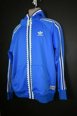 adidas Originals Men's OT Tech Edit TT track jacket XL full zipper jaggered