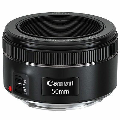 NEW Canon EF 50mm f/1.8 STM Lens BNIB FAST Delivery