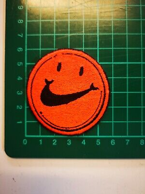 Sean Wotherspoon  Iron On Embroidered Patch Uk Seller Nike Smiley