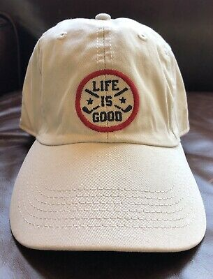 2f97d5a7026d45 LIFE IS GOOD : Sunwashed Chill Cap: Chil Sunshine LIG - Fresh Coral ...