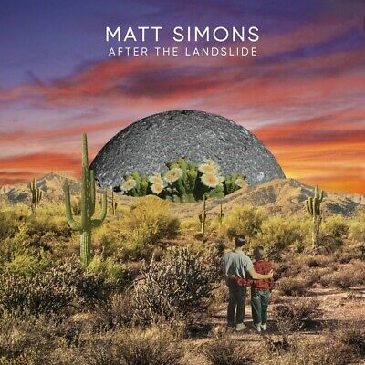 Matt Simons - After The Landslide CD NEU & OVP * Das neue Album 2019 *