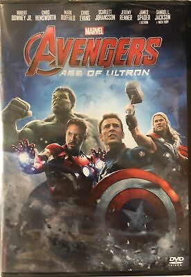 Avengers - Age Of Ultron (DVD - Usato Come Nuovo)