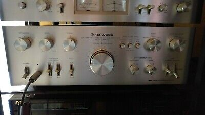 Kenwood KA 8100 (120 Volt) Amplifer RAR! Top!