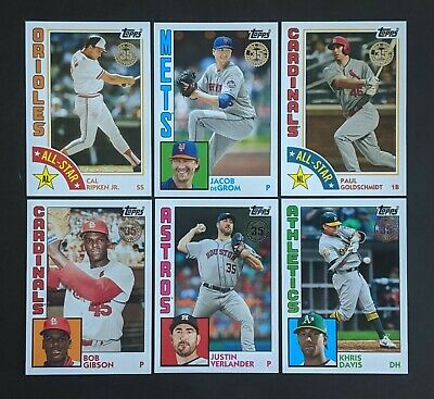 2019 Topps Series 1 and 2 - 1984 Inserts - Singles - Pick Your Card