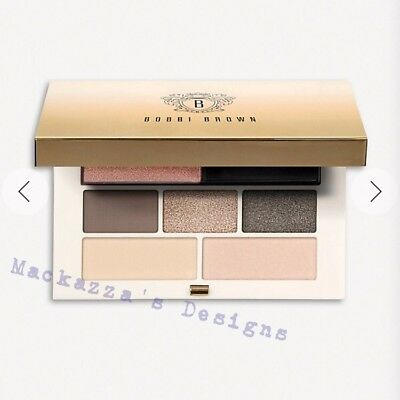 New Bobbi Brown Party Glow Eye And Lip Palette Limited Edition