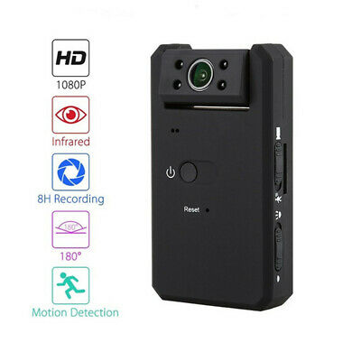 Mini Spia Nascosta Telecamera Full HD Video IP Wireless Wifi Micro Spy Camera DV